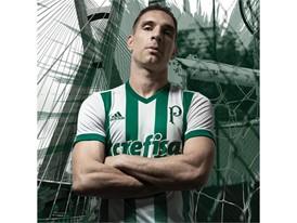 Palmeiras away jersey - Prass