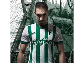Palmeiras away jersey - Prass 3