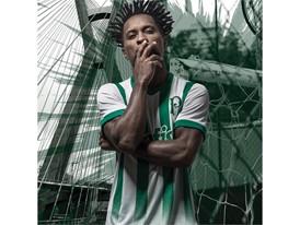 Palmeiras away jersey - Zé Roberto 2