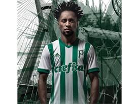 Palmeiras away jersey - Zé Roberto 3
