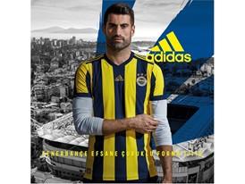 FB 2017-2018 Efsane Çubuklu Maç Forması - Volkan Demirel