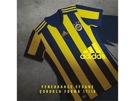 FB 2017-2018 Efsane Çubuklu Maç Forması