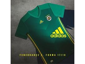 FB 2017-2018 Yeşil  Maç Forması