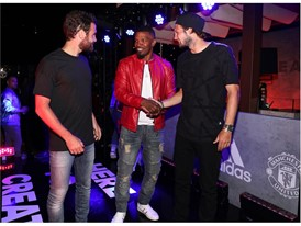adidas Soccer and Manchester United VIP event 10