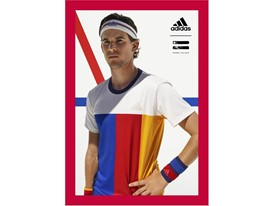 adidas Tennis Collection by PHARRELL WILLIAMS Inline FW17 PR Hero Dominic Portrait 02