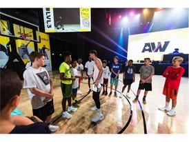 adidas LVL3 2017 Jordan Lawley