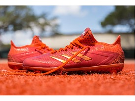 adidasBaseball Dipped CollegiateOrange