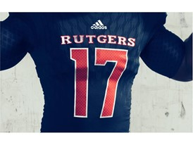 adidasFballUS x Rutgers Stadium Lights - Chest