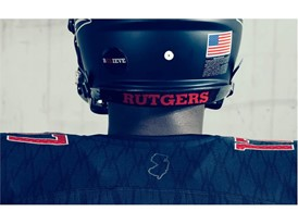 adidasFballUS x Rutgers Stadium Lights - Back