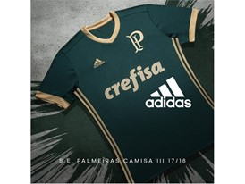 Palmeiras 3rd Jersey 04
