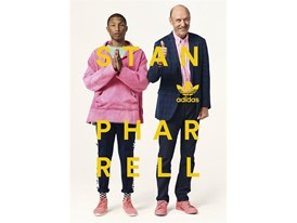 PHARRELL WILLIAMS x STAN SMITH | Der neue Tennis HU