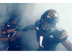 adidasFballUS x Miami Nights Tunnel