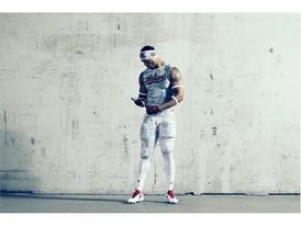 adidasFballUS x IU Heps Rock Baselayer