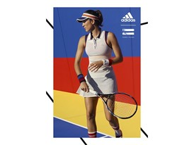 adidas Tennis Collection by PHARRELL WILLIAMS FW17 Garbine Portrait 02