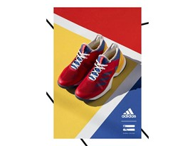 adidas Tennis Collection by PHARRELL WILLIAMS FW17 FTW-off Model 07