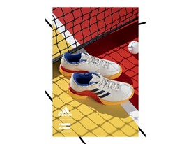 adidas Tennis Collection by PHARRELL WILLIAMS FW17 FTW-off Model 06