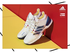 adidas Tennis Collection by PHARRELL WILLIAMS FW17 FTW-off Model 01