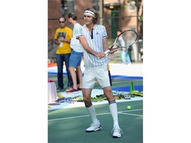 Sascha Zverev  Playing Tennis 01