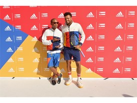 Pharrell Williams + Jo-Wilfried Tsonga 02