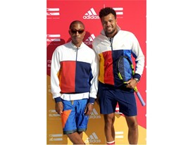 Pharrell Williams + Jo-Wilfried Tsonga 01
