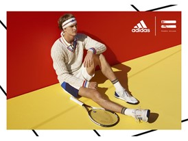 adidas Tennis Collection by PHARRELL WILLIAMS FW17 PR Hero Visuals Sascha Horizontal