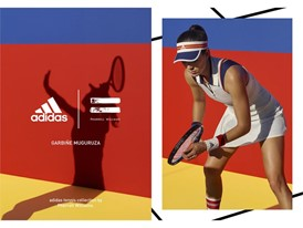 adidas Tennis Collection by PHARRELL WILLIAMS FW17 PR Hero Visuals Garbine Horizontal