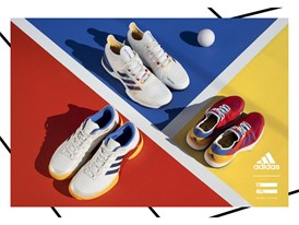 adidas Tennis Collection by PHARRELL WILLIAMS FW17 PR Hero Visuals FTW-off Model Horizontal