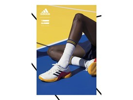 adidas Tennis Collection by PHARRELL WILLIAMS FW17 PR Hero Visuals FTW Portrait