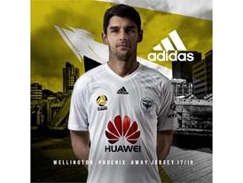 WPFC x adidas away jersey