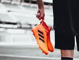 Visuelle Ausrufezeichen in Orange: adidas präsentiert Pyro Storm-Pack