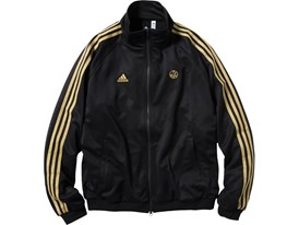 """adidas x 24karats 10th ANNIVERSARY WARM UP SUIT"" 01"