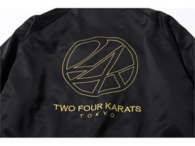 """adidas x 24karats 10th ANNIVERSARY WARM UP SUIT"" 07"
