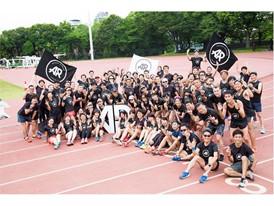 """""""TOKYO RUN+5 CHALLENGE"""" 10"""