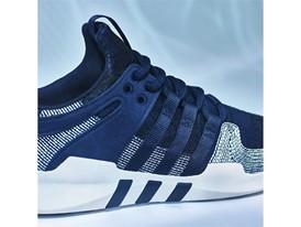Blue Detail Heel