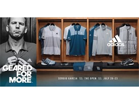 adidas Golf Prepares Dustin Johnson and Sergio Garcia for The Open Championship