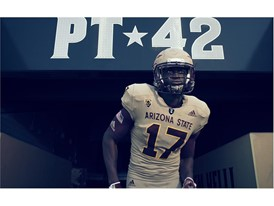 ASU x adidasFballUS Brotherhood Tunnel 2