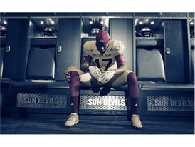 ASU x adidasFballUS Brotherhood Locker Room 1
