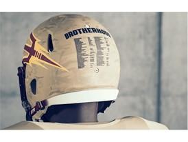 ASU x adidasFballUS Brotherhood Helmet 2