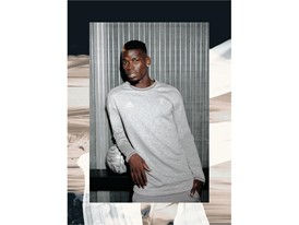 """adidas Football x Paul Pogba Capsule Collection Season II"" TOP"