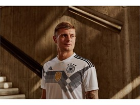 08 Germany Home Jersey