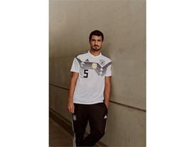 01 Germany Home Jersey