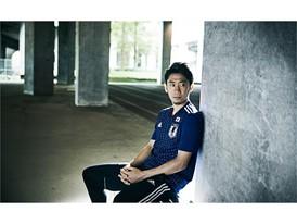 05 Japan Home Jersey