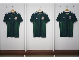 01 Mexico Home Jersey