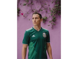 03 Mexico Home Jersey