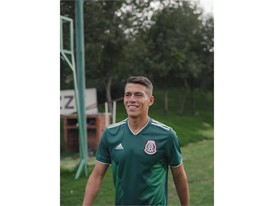 04 Mexico Home Jersey