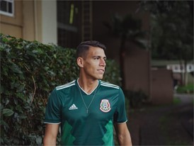 05 Mexico Home Jersey