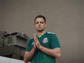 06 Mexico Home Jersey