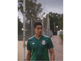 10 Mexico Home Jersey