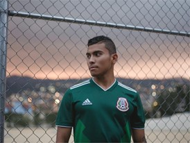 11 Mexico Home Jersey