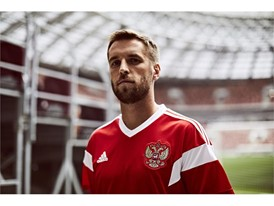 03 Russia Home Jersey